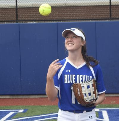 Ellie Goins - All-County Softball