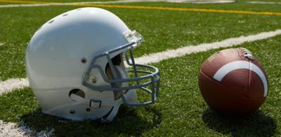 Rockingham Generic Helmet and football (copy)