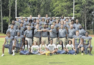 West Iredell team photo