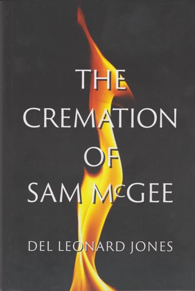 Cremation of Sam McGee book cover 001
