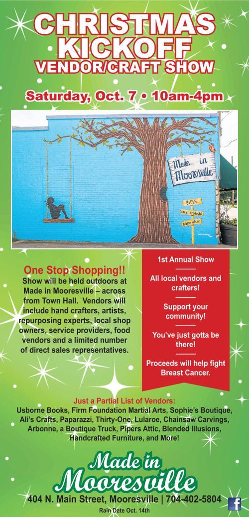 Made in Mooresville | | mooresvilletribune com