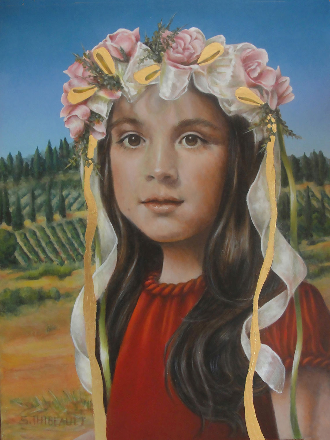 9-8 La Mia Nipotina d'Oro by Sandy Thibeault