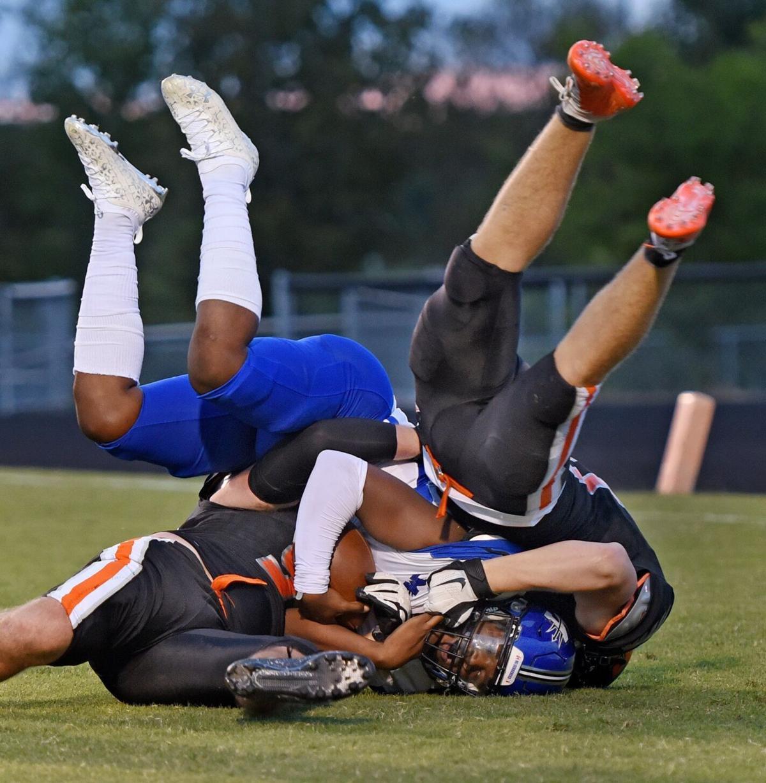 Davie County Mooresville football (copy)