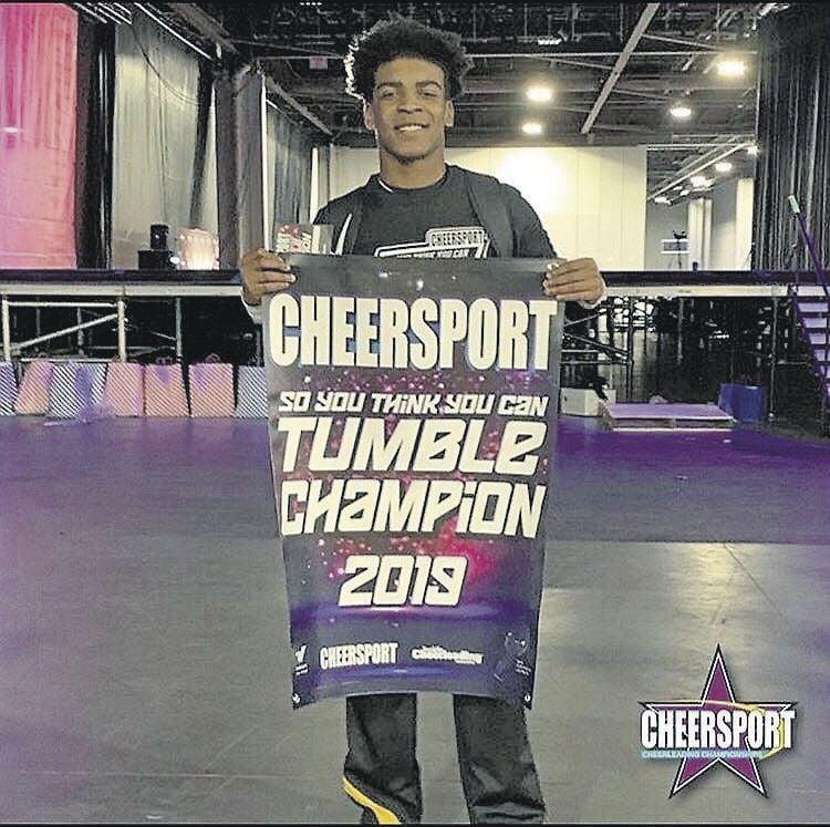 Cheer champ