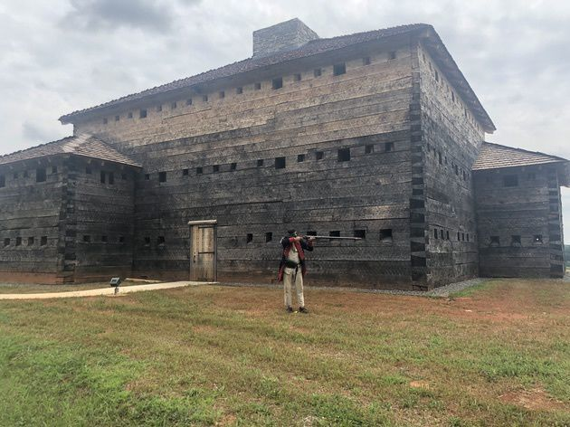 Fort Dobbs (2)