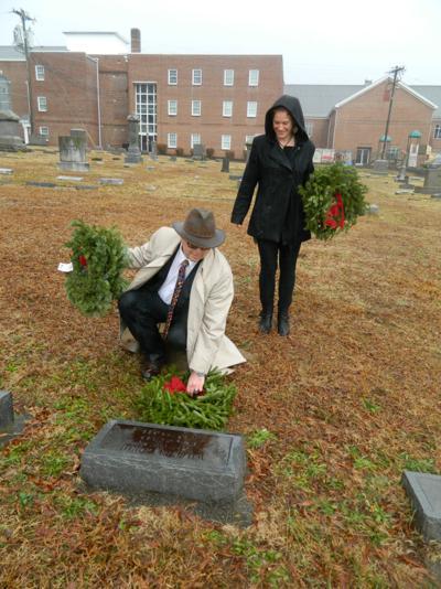 Wreaths Across America ceremony is Dec. 14