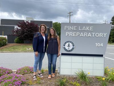 Shelley Reisig named Teacher of the Year at Pine Lake Prep