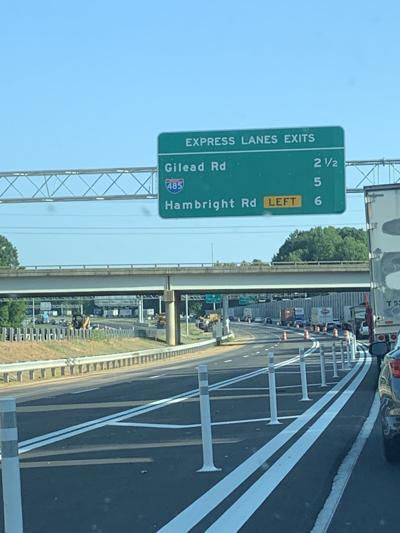 I-77 toll road