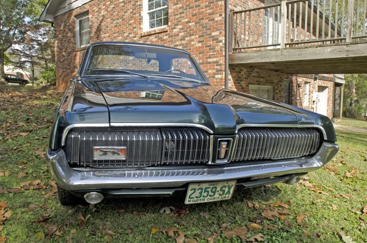 Craig Bell's 1967 Mercury Cougar