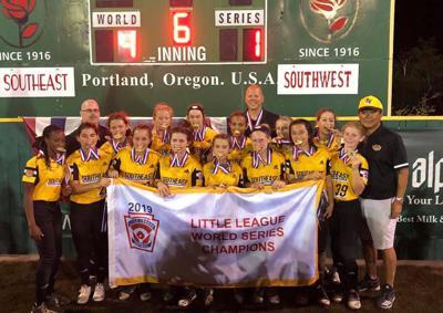 Rowan Little League wins World Series