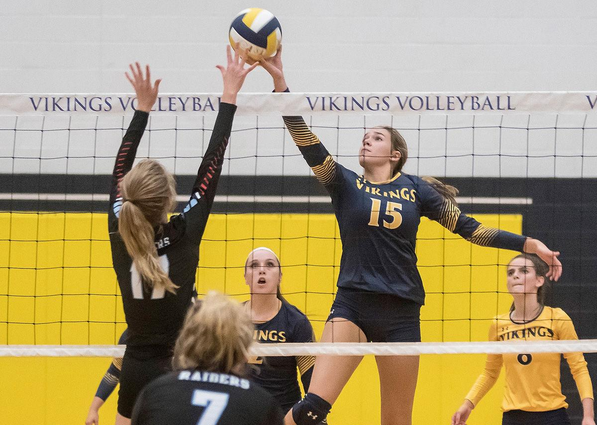 Iredell volleyball preview 2