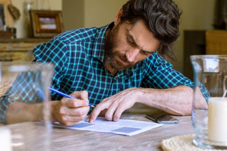 Your new year money resolutions can include getting on top of your taxes, doing a check on spending, using health care funds early and saving more for retirement.
