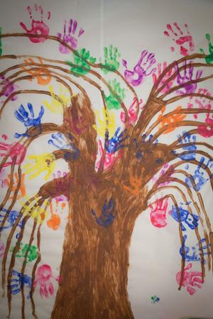 Rainbow Kids Special Tree