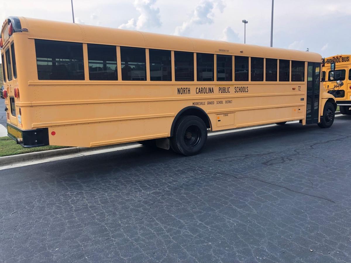 Mooresville bus generic