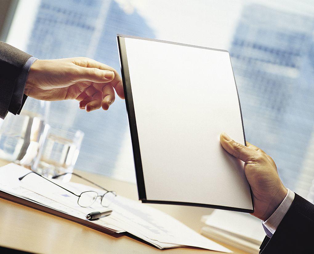paperwork contract grant generic