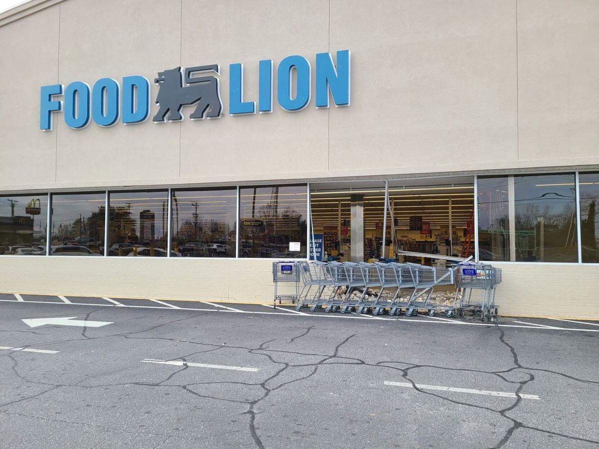 Food Lion Damage 2