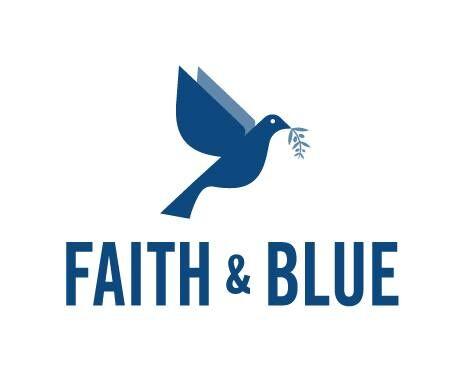 Faith and Blue logo