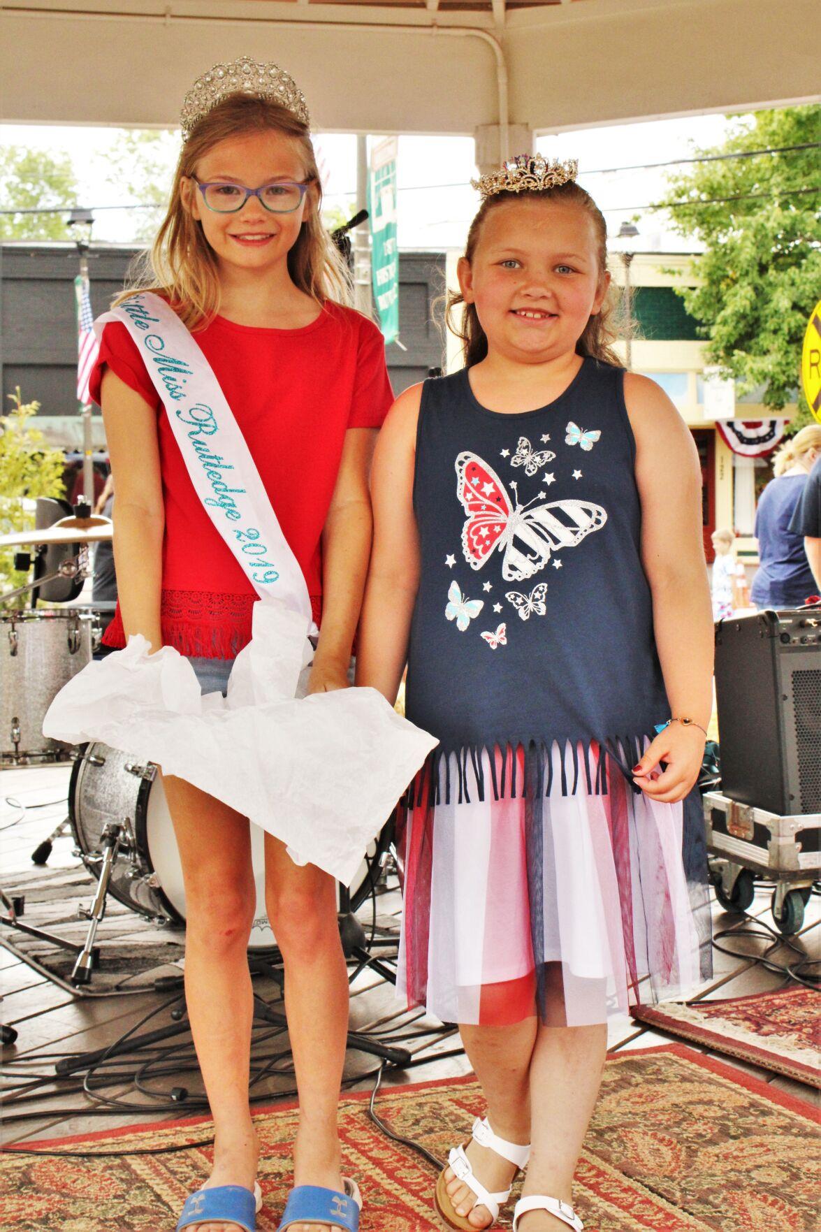 2021 Little Miss Rutledge