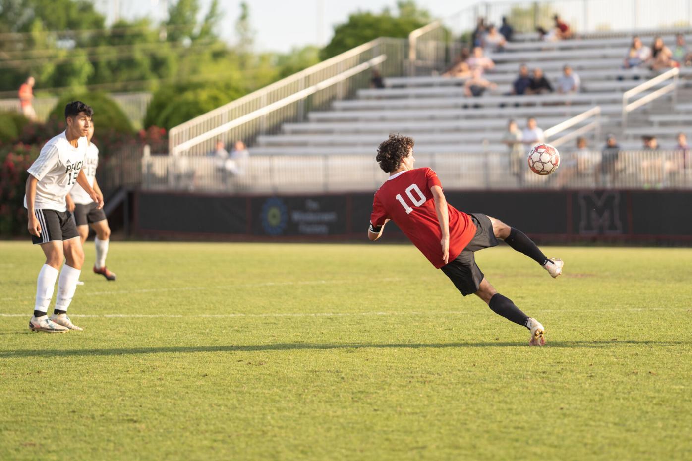 Trace Blanton soccer sweet 16