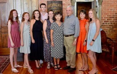 Calvin and Martha Welch Celebrate 50th
