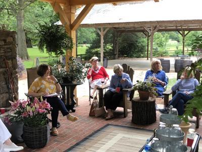 Three Seasons Garden Club meets