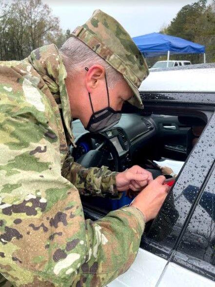 Campbell testing at car.jpg
