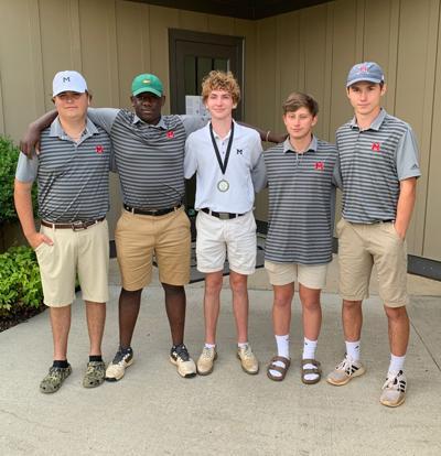 MCHS boys golf