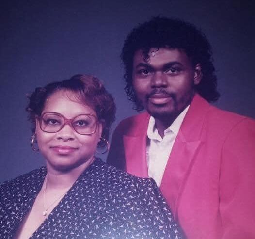 Glenda and Eugene Swain