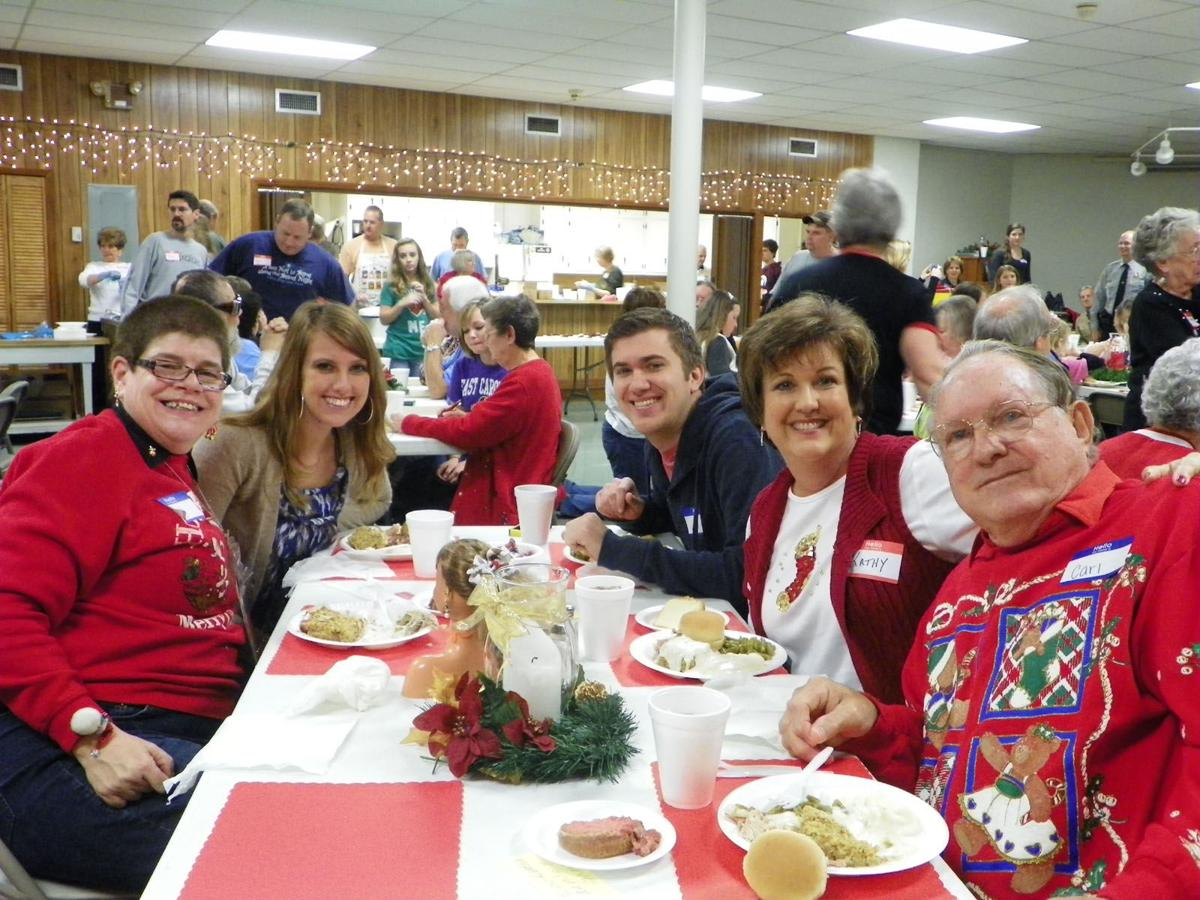 Morganton First Church of God hosts feast fit for kings | Local News