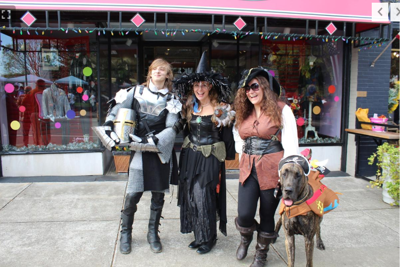 Downtown Halloween Spooktacular 2018 photo