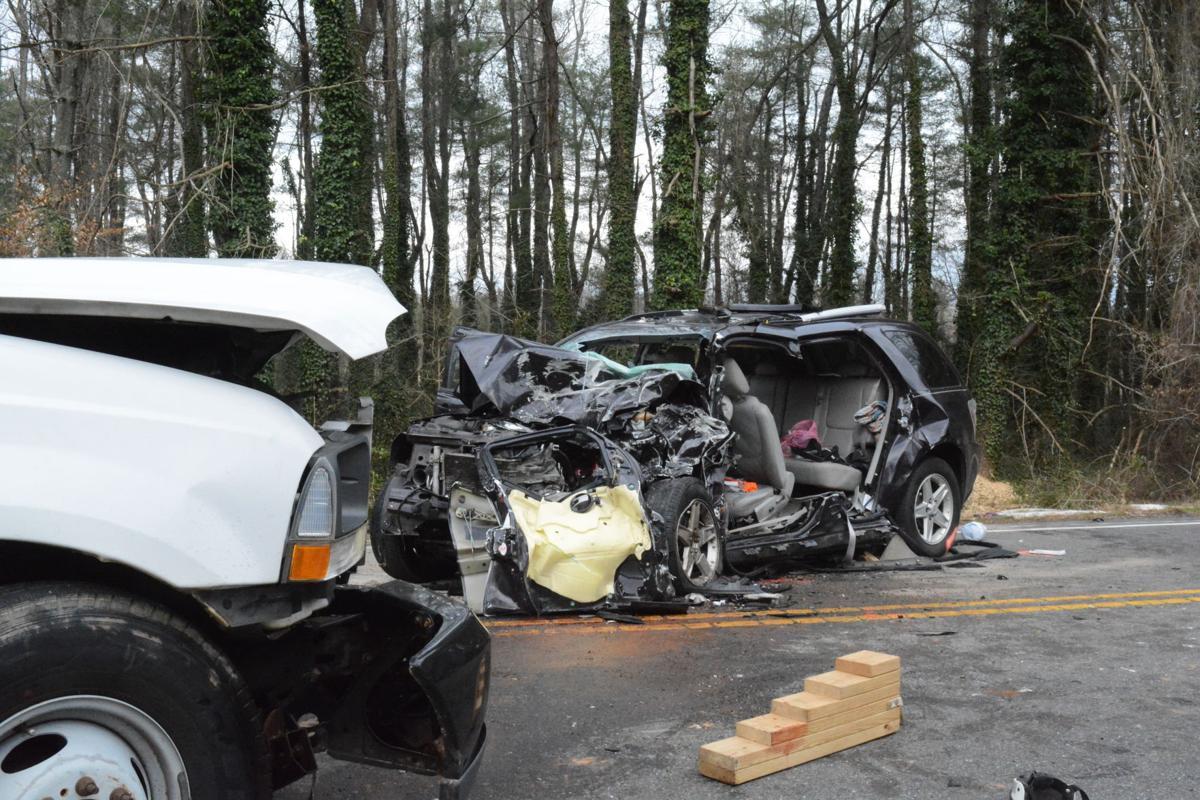 Car wreck in sanford nc 2019