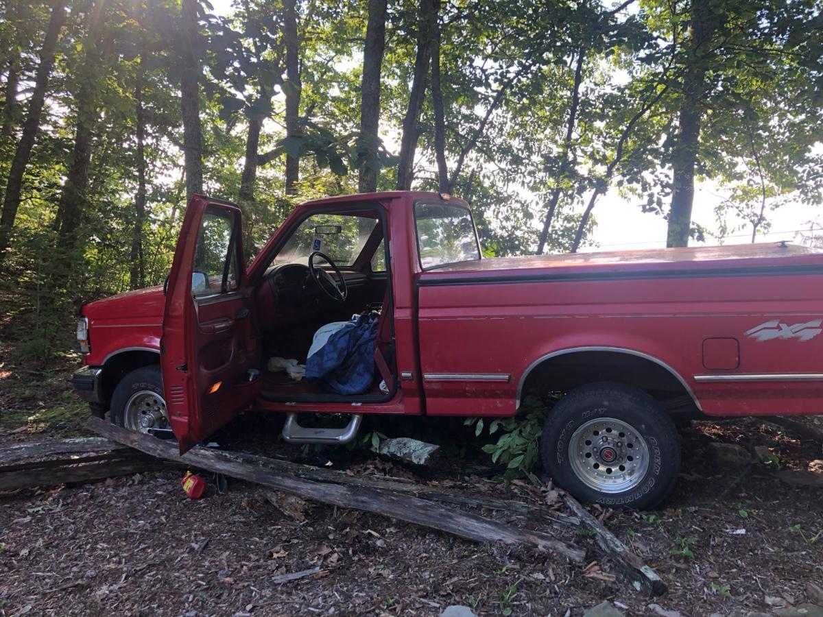 Speedway robbery truck