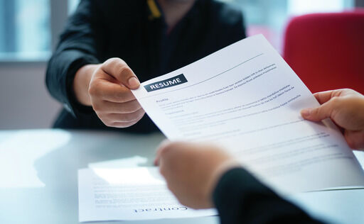 resume generic pic