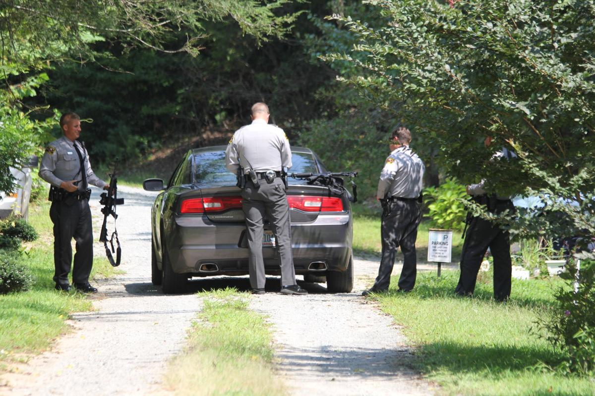 UPDATE: Law enforcement still looking for shooter after
