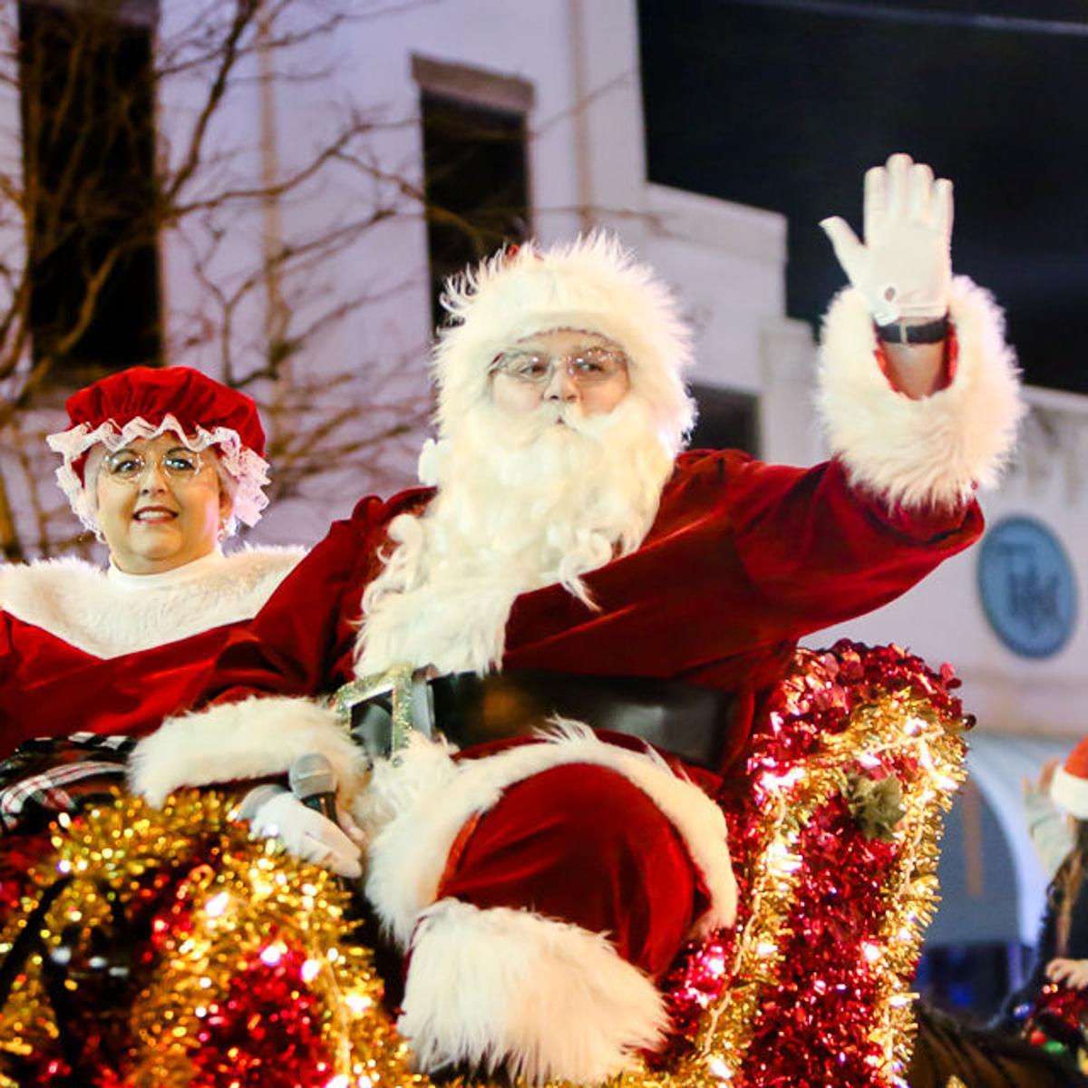 Christmas Parade 2021 Bennette Nc Christmas Events Modified Due To Covid 19 Local News Morganton Com