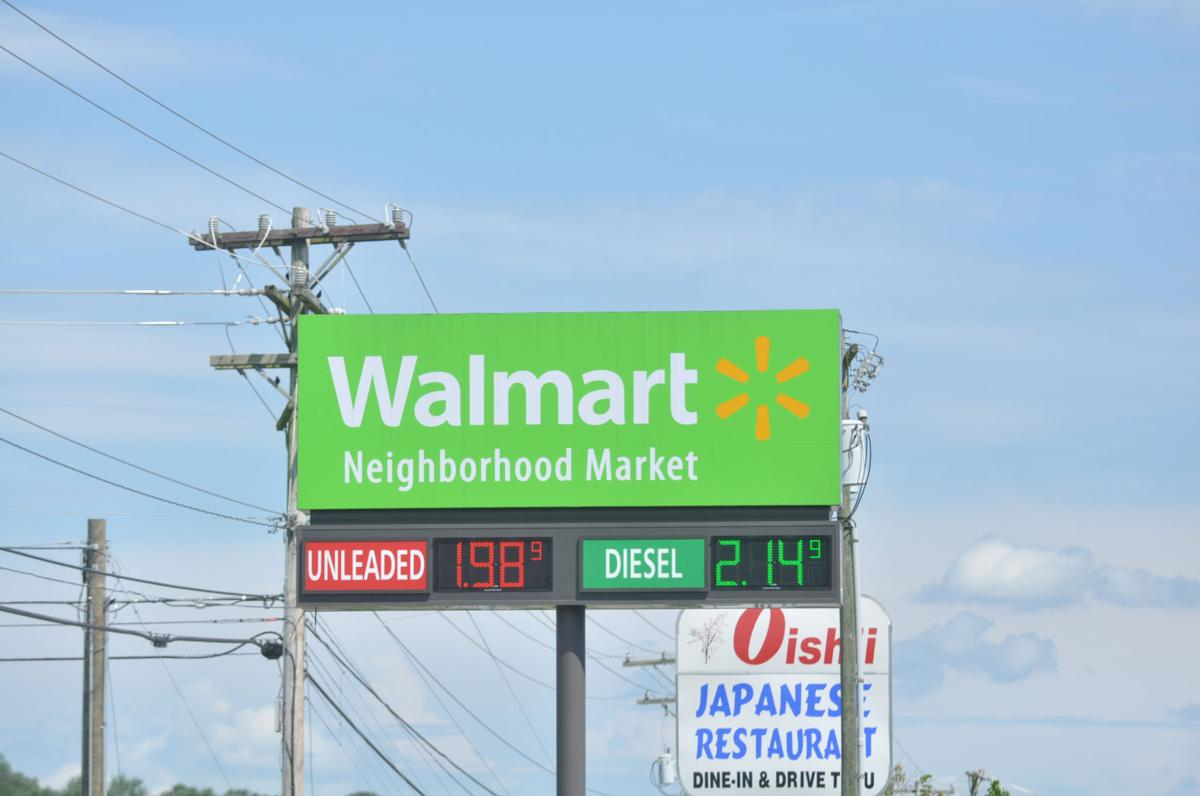 Walmart Gas Prices Near Me >> Gas Prices Down In Time For Summer Trips News Morganton Com
