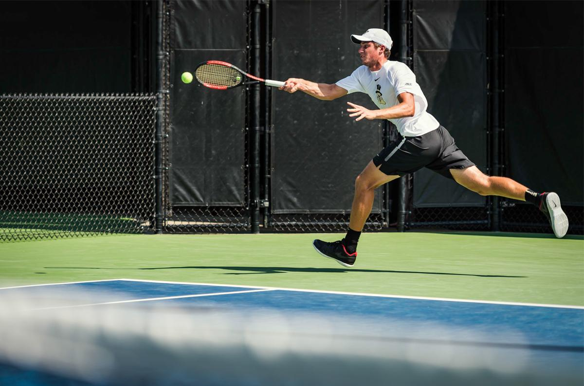 Wake Forest Men's Tennis Defeats South Carolina in Second ...