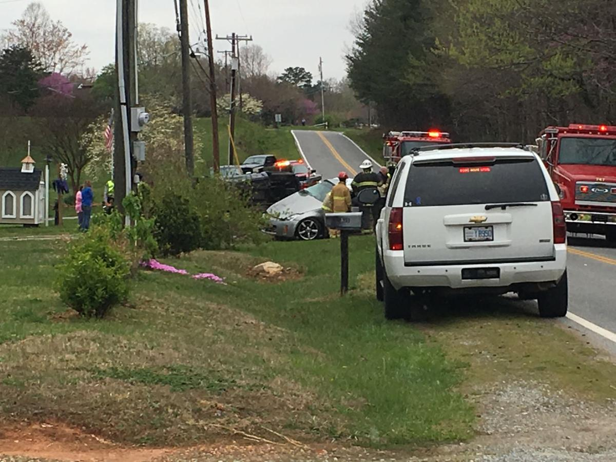 BREAKING: Two dead in collision on Pete Brittain Road