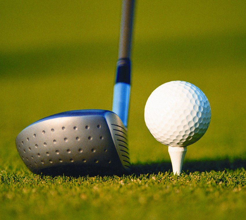 Golf stock image - web ONLY