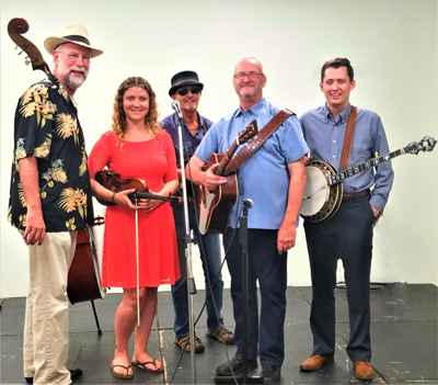 Whitewater Bluegrass Company 2019 photo