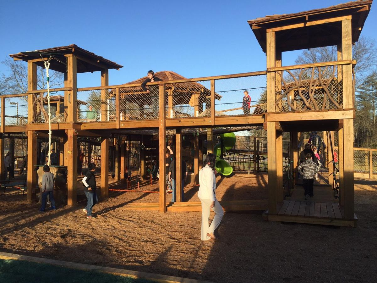 Grand Opening Scheduled For New Playground