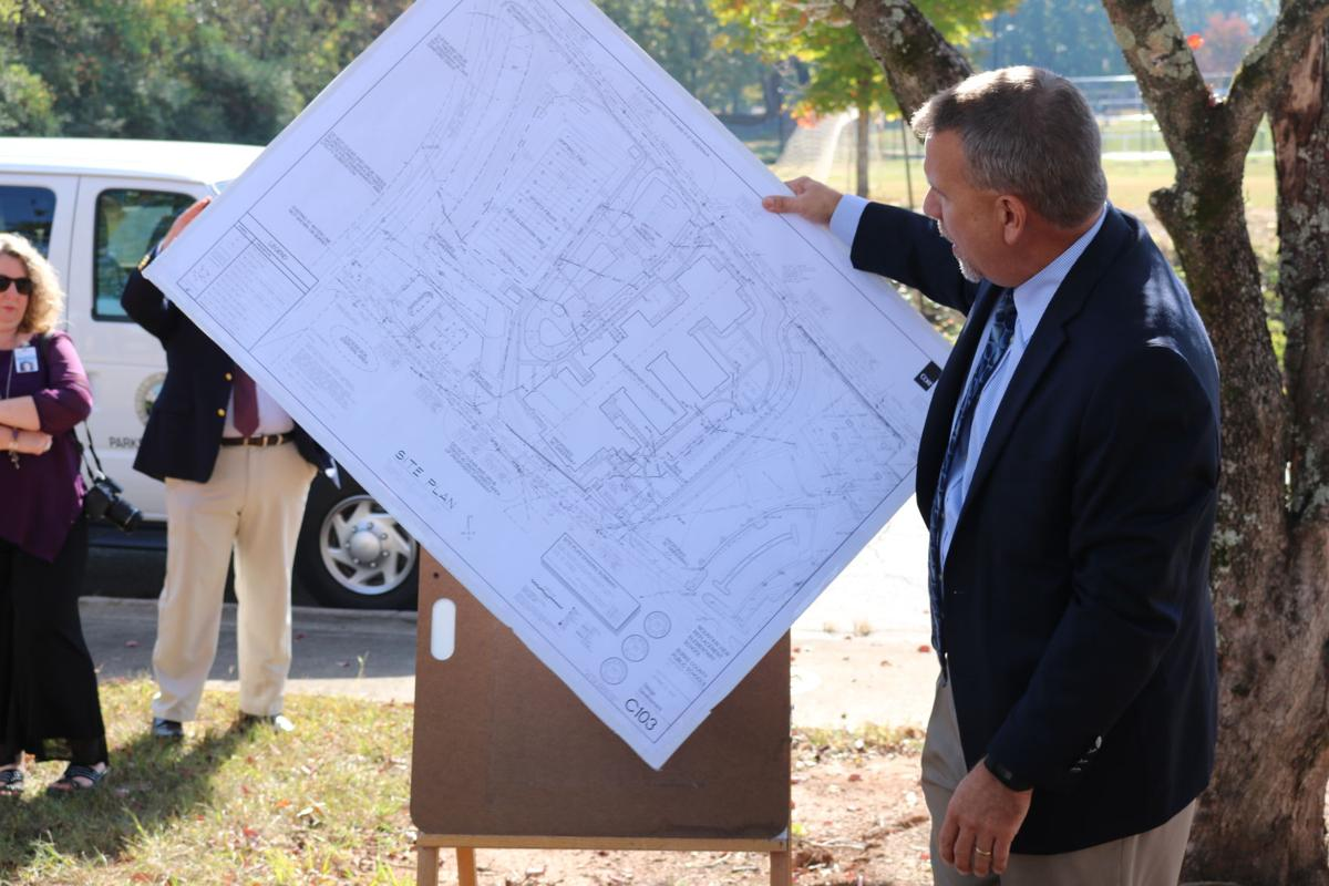 Leadership team visits school, construction site | Local ...