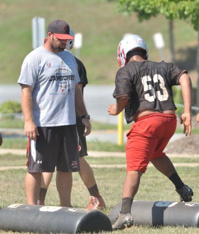 Patton Browning football coach