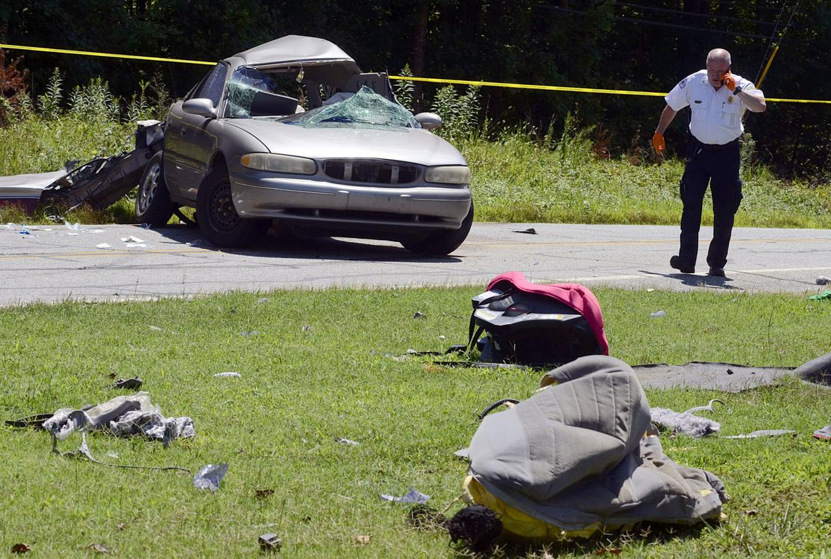 Toddler dead after Wednesday fatal wreck | News | morganton com