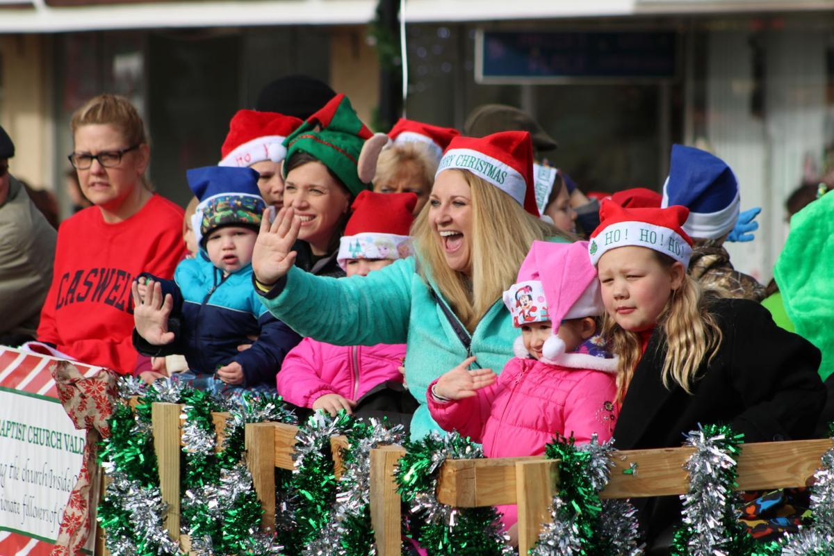 Christmas parades around the county set | Local News | morganton.com