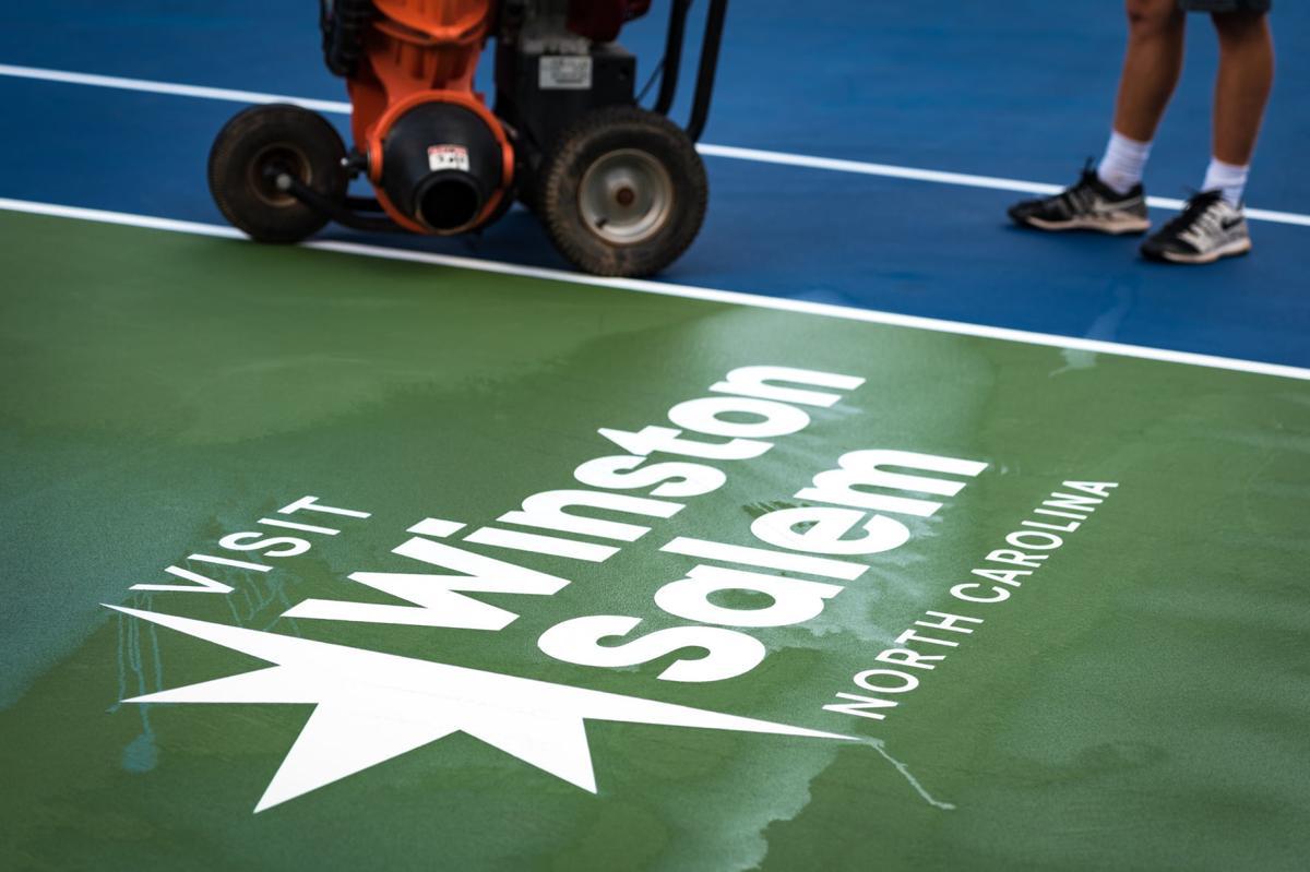 Winston-Salem Open Singles Quarterfinals