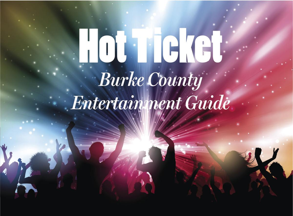 hot ticket graphic