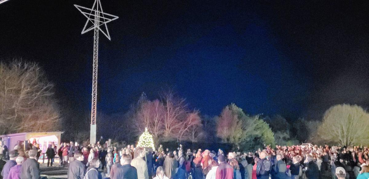 Residents to light star, celebrate Christmas | Mnh | morganton.com