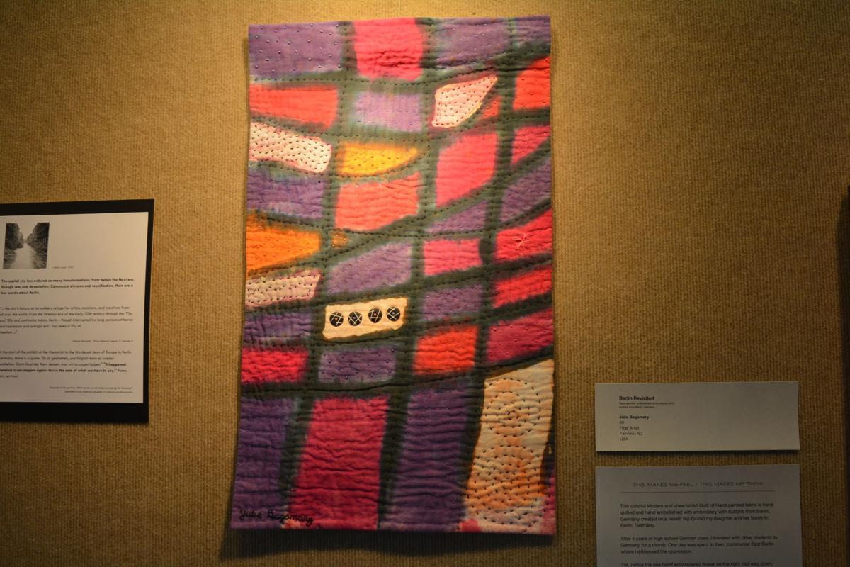 Holocaust art exhibit take 2 (5).JPG