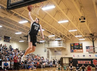 Chad Dorrill basketball